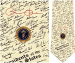 Barak Obama Presidential Signature